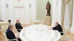 Ալիևը ԵՄ պատվիրակությանն ասել է, որ դրական պատասխան է ակնկալում Երևանից «խաղաղության պայմանագիր ստորագրելու հարցում»