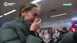 """В киевском аэропорту """"Борисполь"""" почтили память погибших в авиакатастрофе под Тегераном"""