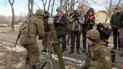 Командувач Національної гвардії України Юрій Аллеров про озброєння Нацгвардії