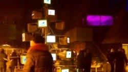 У Донецьку вперше влаштували різдвяний ярмарок