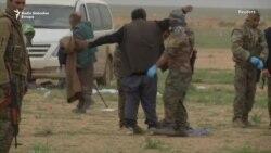 Bivši militanti 'Islamske države' u zatvoru