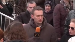 Алексей Навальный - блиц-интервью Радио Свобода
