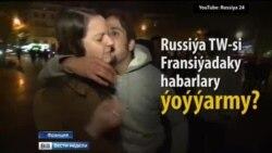 Rus habary Fransiýada gazap döretdi
