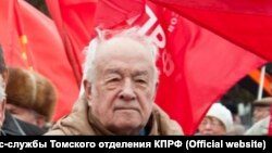 Депутат заксобрания Томской области Лев Пичурин