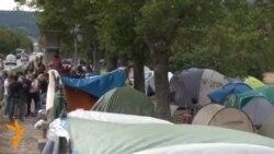 Третманот на азилантите во Австрија, скандалозен