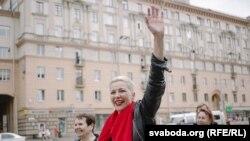 Maria Kalesnikava. 29 august 2020