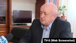 Летчик-испытатель, Герой Украины Юрий Тишков