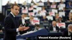 Presidenti i Francës, Emmanuel Macron. Foto nga arkivi