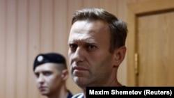 Алексей Навальный. Архивное фото.