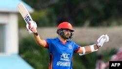 Afghan cricketer Gulbadin Naib