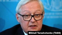 سرگئی ریابکوف، معاون وزیر امور خارجه روسیه