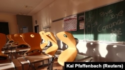 Učionice su u Hrvatskoj bile prazne od sredine ožujka 2020. godine