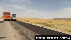 Бишкек – Нарын – Торугарт унаа жолу
