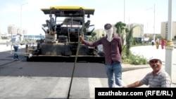 Строительные работы в Ашахабе