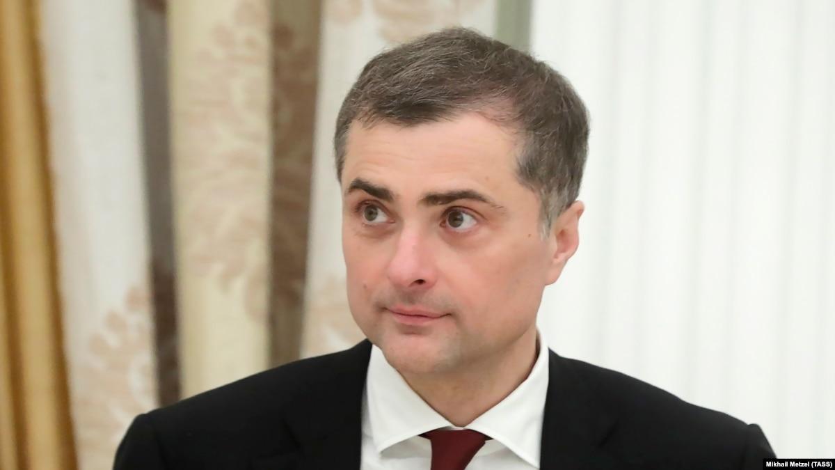 Сурков: после Золотого нужно перейти к Петровского и подготовки к «нормандского саммита»