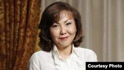 Динара Қулибоева -духтари президент Назарбоев