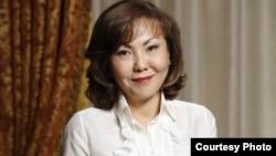 Динара Кулибаева, миллиардер из списка Forbes, средняя дочь президента Казахстана Нурсултана Назарбаева.