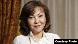Динара Кулибаева, дочь экс-президента Казахстана Нурсултана Назарбаева.
