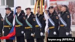 Морська піхота в Севастополі, ілюстраційне фото