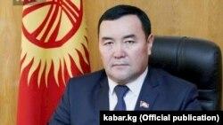 Болотбек Ибраимжанов.