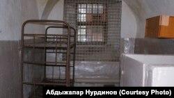 В тюремной камере. Иллюстративное фото.