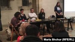 Зустріч з молодими українськими лідерами у Празі