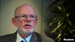 Австралийский адвокат Джерри Скиннер.