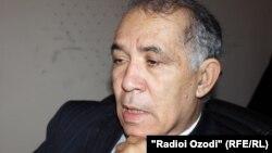 Иброҳим Усмонов, донишманди тоҷик