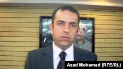 مدير صحة السليمانية ميران محمد