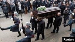 Похороны жертв теракта в Волгограде 2 января 2014 года