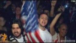 Ամերիկացիները նշում են Բին Լադենի սպանության լուրը