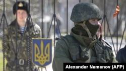 2014 год, Крым