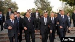 Türkdilli dövlət başçıları
