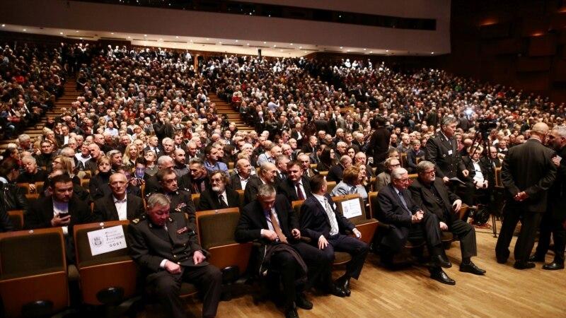 Croats Honor Convicted War Criminal Praljak