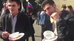 """Студенты Северного Кавказа съехались на фестиваль """"Мы вместе"""""""