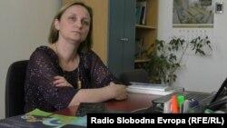 Советничката за превентива од тортура на Народниот правобранител, Аница Томшиќ Стојковска.