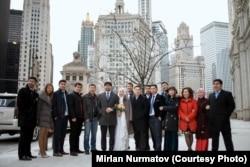 Кыргызстанцы в Чикаго