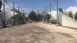 Vazhdojnë punimet për revitalizimin e urës mbi Ibër