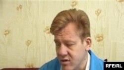 Андрей Боев, председатель общественного объединения инвалидов по зрению «Барс» в Темиртау.