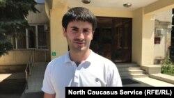 Дагестанский гражданский активист Марат Исмаилов (архивное фото)