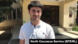 Дагестанский гражданский активист Марат Исмаилов