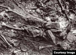 Жертвы Чистова. Раскопки братских могил на Золотой горе в Челябинске