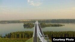 Proiectul rutier Vidin-Calafat
