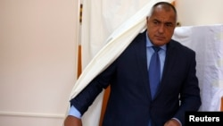 Бугарскиот премиер Бојко Борисов.