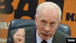 Николай Азаров, бывший премьер-министр Украины.