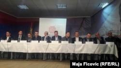 Претставниците на Српска листа