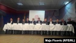 Mbledhja e Listës Serbe në Mitrovicë