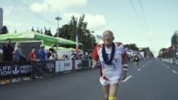 Bătrânul şi maratonul