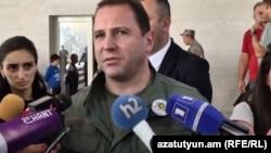 Ermənistanın müdafiə naziri David Tonoyan