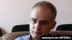 Հայ ազգային կոնգրեսի ղեկավար անդամ Լեւոն Զուրաբյանը:
